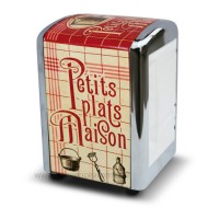 Distributeur de serviettes PETITS PLATS MAISON Natives déco rétro vintage