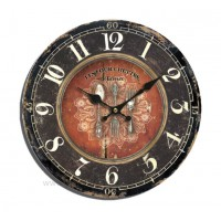 Horloge Couverts LES FOURCHETTES DÉLICIEUX