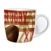 Mug déco RUGBY L'esprit d'équipe