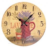 Horloge LAVANDE