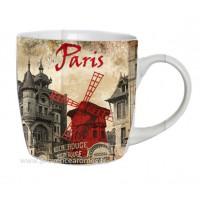 Mug PARIS MOULIN ROUGE déco rétro