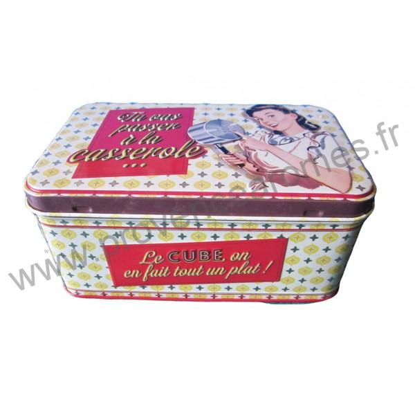 Bo Te Pour Cubes Et Bouillons La Casserole Natives D Co