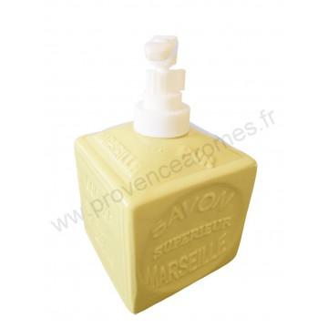 savon de marseille jaune