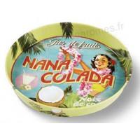 Plateau métal NANA COLADA Natives déco rétro vintage