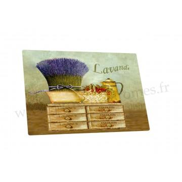 Set de table déco Provence LAVANDE ROMARIN