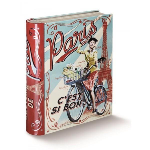 Bo Te Livre Paris Paulette Natives D Co R Tro Et Vintage