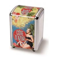 Distributeur de serviettes CÔTE D'AZUR Natives déco rétro et vintage
