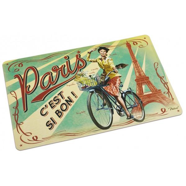 Set de table paris paulette natives d co r tro et vintage for Set de table paris