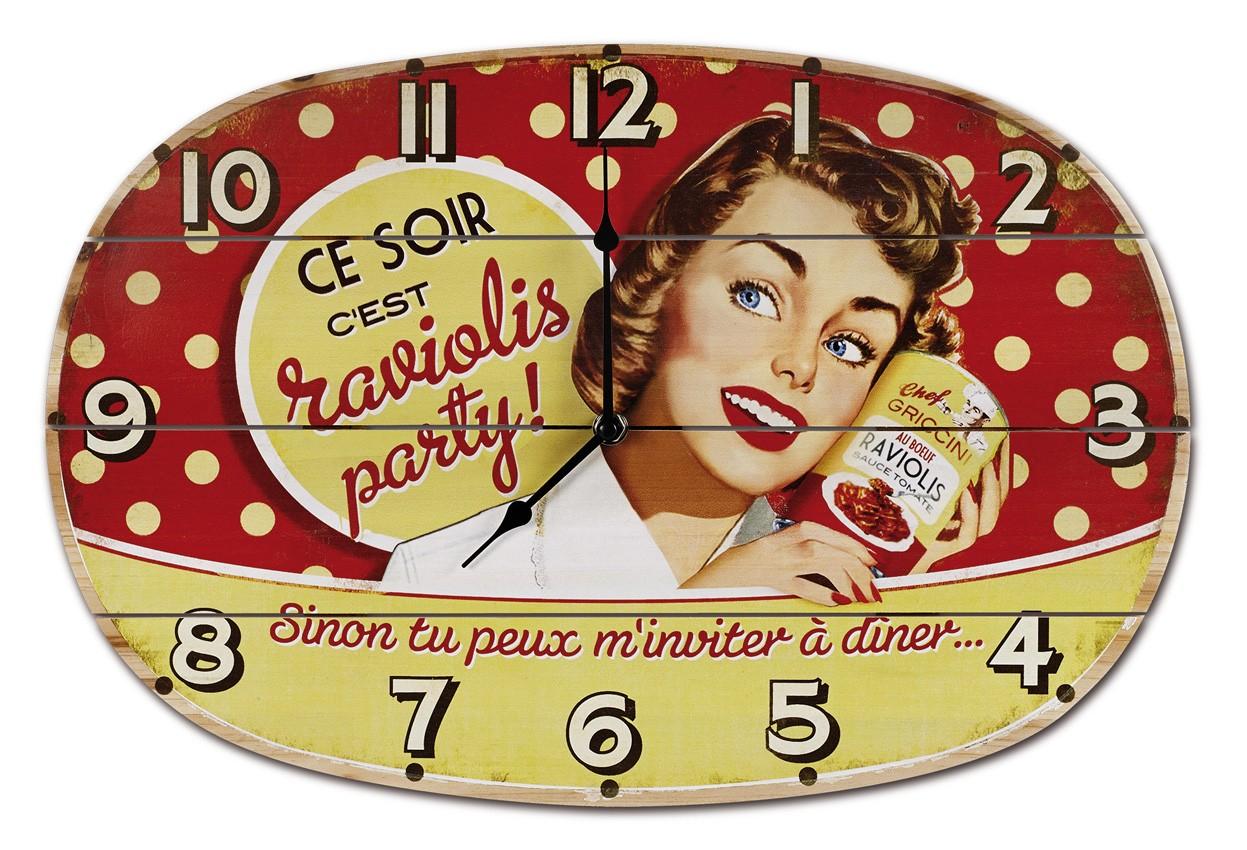 Horloges et Pendule murale (2) - Provence Arômes Tendance sud