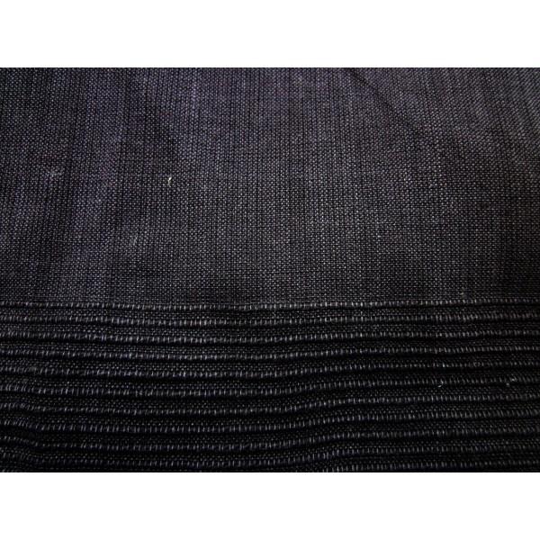 Tenture k rala plaid couvre lit noir provence ar mes tendance sud for Couvre canape noir