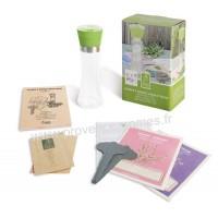 Coffret Moulin pour Sel Aromatique avec kit de semence