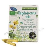 Régénérateur du foie Chrysantellum Desmodium et Romarin Dose Nature n°2 Phytofrance