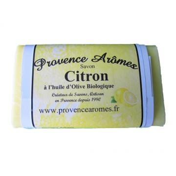 Savon Citron de Provence Arômes