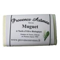 Savon muguet à l'huile d'olive Bio Provence arômes