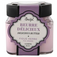 Beurre délicieux hydratant Figue Herbe Baïja 212ml