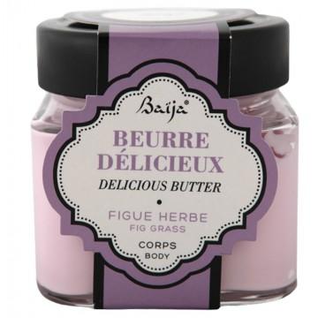 Beurre Délicieux à la Figue Herbe Baïja 212 ml