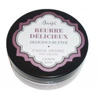 Beurre délicieux hydratant Figue Herbe Baïja 50ml