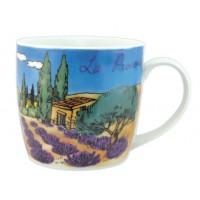 Mug paysage Provence Lavande