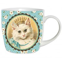 Mug CHAT PRINCESSE déco