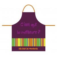 Tablier de cuisine pour enfant en coton Prune C'est qui la meilleur ?