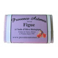 Savon Figue de Provence arômes Savon à l'huile d'olive Bio