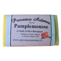 Savon PAMPLEMOUSSE à l'huile d'olive Bio de Provence Arômes