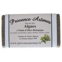 Savon aux Algues de Provence Arômes Savon à l'huile d'olive Bio