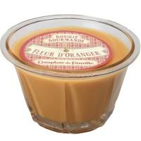 Bougie Fleur d'oranger Bougie Gourmande collection Compoir de Famille