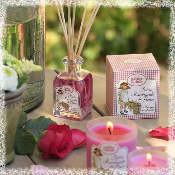 Parfum b tons petite marchande de fleurs comptoir de - Comptoir de famille salon de provence ...