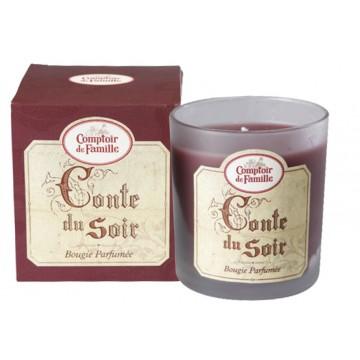 Bougie Conte du Soir Comptoir de Famille