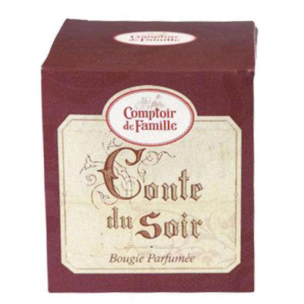 Bougie conte du soir comptoir de famille provence ar mes tendance sud - Le comptoir de famille catalogue ...