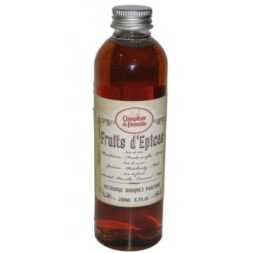Recharge parfum Fruits d'épices Comptoir de Famille