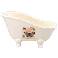baignoire ancienne sabot c ramique salle de bain papillon. Black Bedroom Furniture Sets. Home Design Ideas