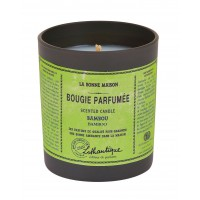 Bougie parfumée BAMBOU collection Lothantique