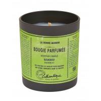 Bougie parfumée BAMBOU de Lothantique collection