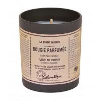 Bougie parfumée FLEUR DE COTON de Lothantique collection
