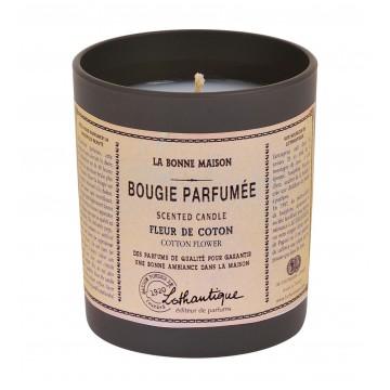 Bougie Parfumée FLEUR DE COTON Lothantique La Bonne Maison