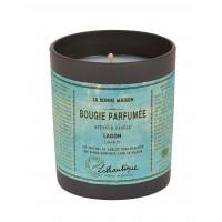 Bougie Parfumée LAGON Lothantique La Bonne Maison