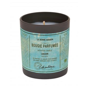 Bougie parfumée LAGON de Lothantique collection