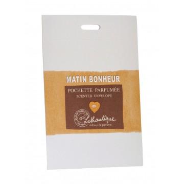 Pochette parfumée MATIN BONHEUR Lothantique