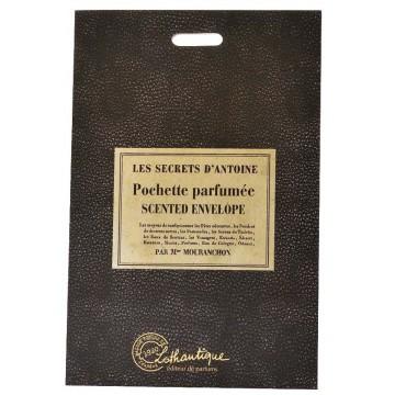 Pochette parfumée Les Secrets d'Antoine Lothantique