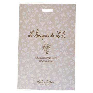 Pochette parfumée Le bouquet de Lili Lothantique