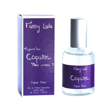 Coquine Parfum Funny Lulu notes Figue Fleur