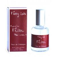 Féline Parfum Funny Lulu note Fleur de Châtaigne