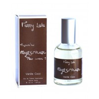 Mystérieuse Parfum Funny Lulu notes Vanille Coco
