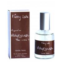 Voluptueuse Parfum Funny Lulu note de Vanille Noire