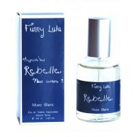 Rebelle Parfum Funny Lulu note de Musc Blanc
