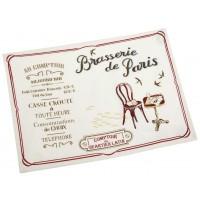 2 sets de table brasserie de paris comptoir de famille provence ar mes tendance sud - Comptoir de famille paris ...