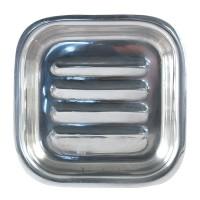 Porte savon en aluminium Tadé