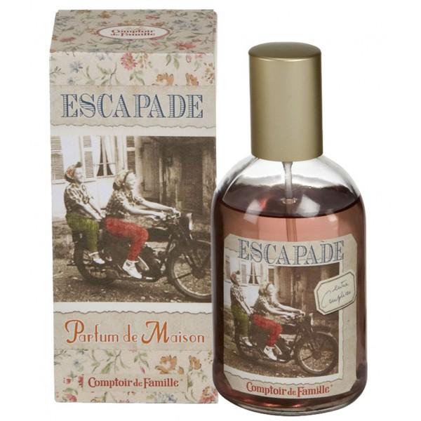 Parfum d 39 ambiance vaporisateur escapade comptoir de famille provence ar - Comptoir de famille salon de provence ...